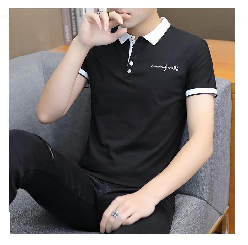 (Pre Order ETA End Feb 2021 CNY Break)(Pre Order ETA 14/2)(Pre Order ETA 14/2) JYS Fashion Korean Style Men Polo Shirt Collection 527 - 712