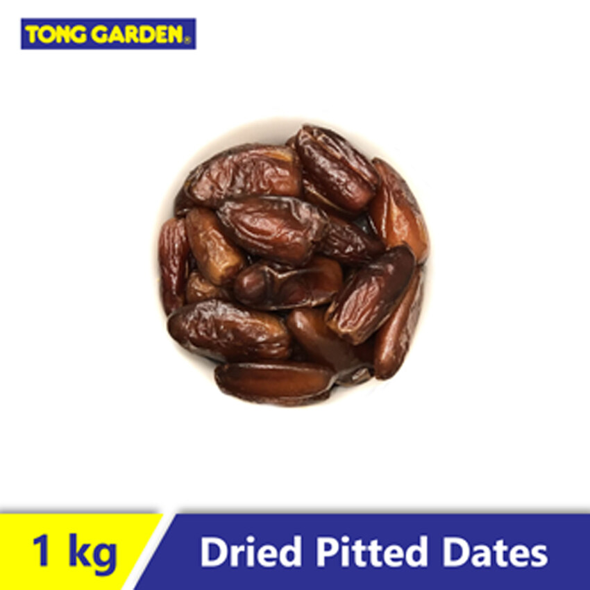 Tong Garden Dried Pitted Dates 1.0KG