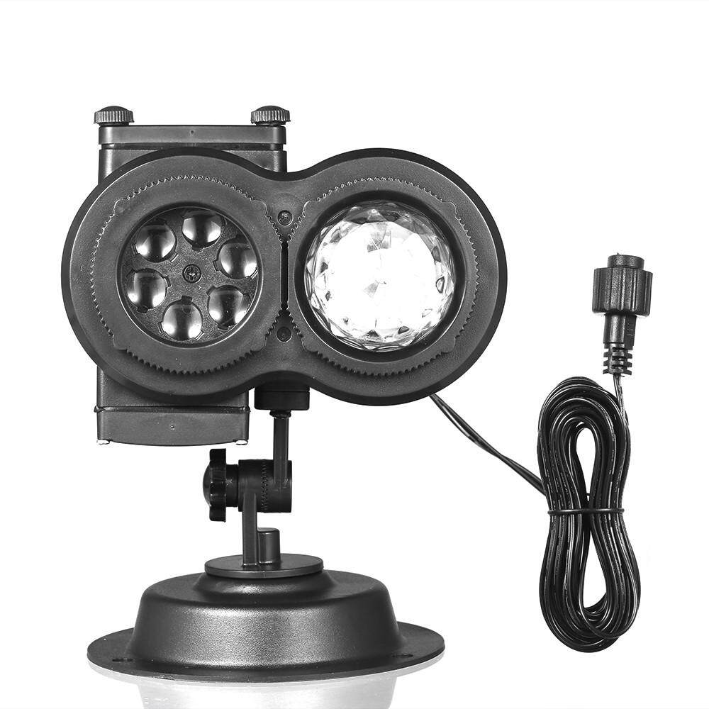 Printers & Projectors - LED Kaleidoscope Projector Projecting Lamp Spotlight 12 PIECE(s) Gobo Slides - Computer & Accessories