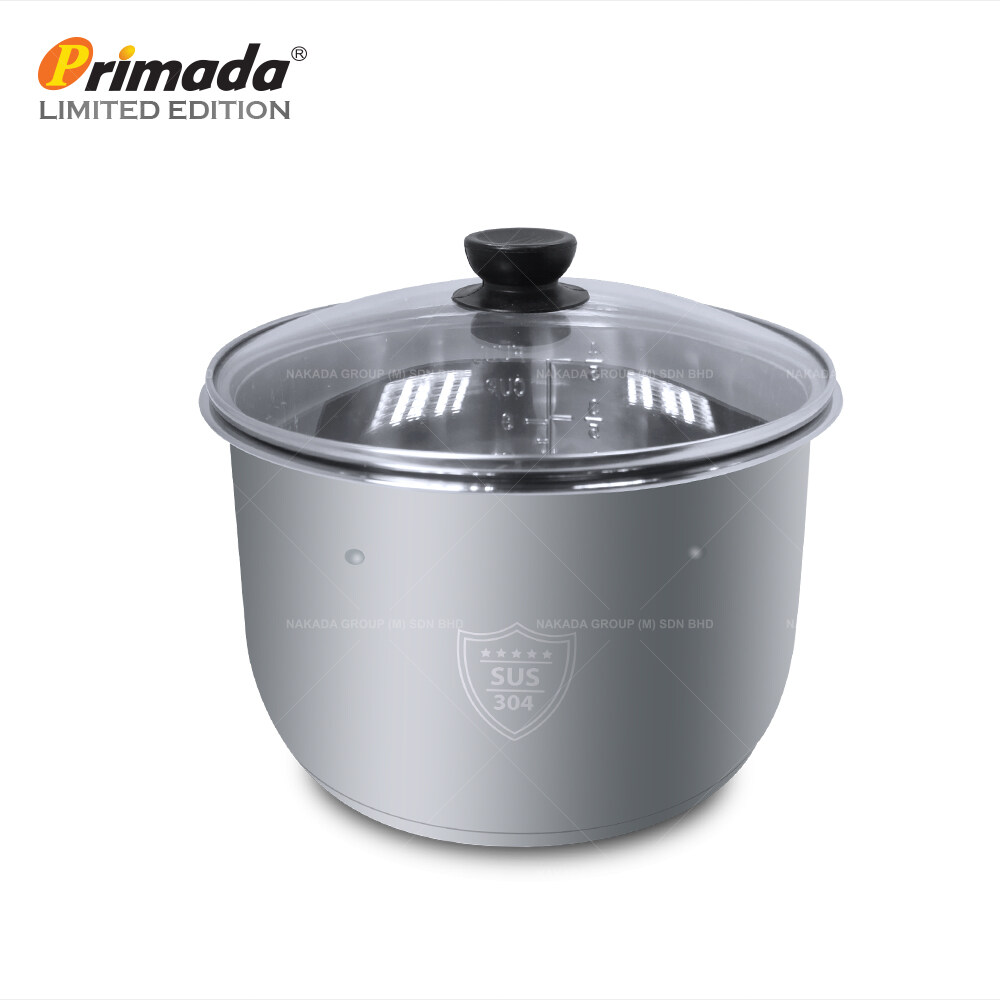Primada 4 Litre Stainless Steel Inner Pot-4005A PC4005A