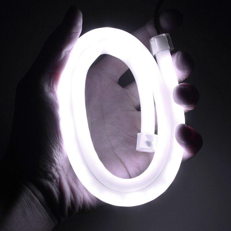 Car Lights - 2x 60CM LED White Car Headlights DRL Strip Light - Replacement Parts
