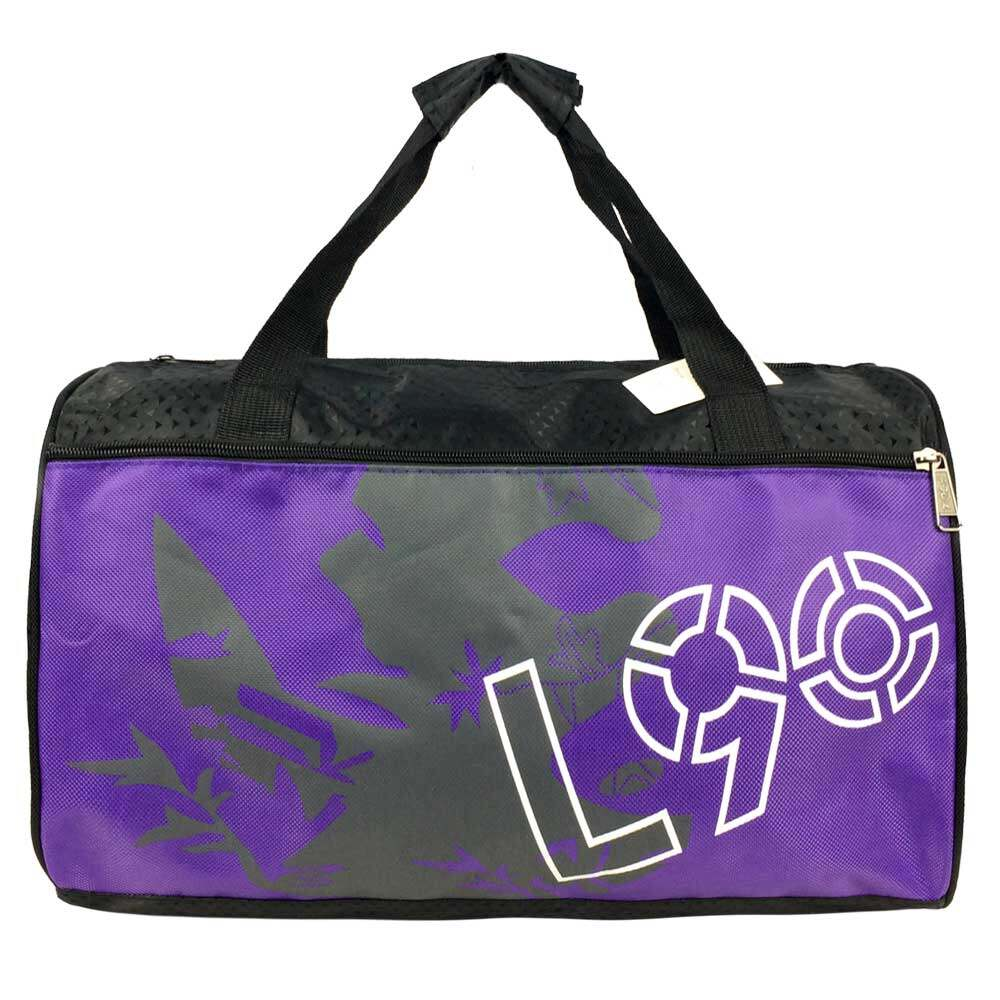 Poly-Pac XT2012 16inch Artistic Print Style Hand Carry Travel Duffel Bag