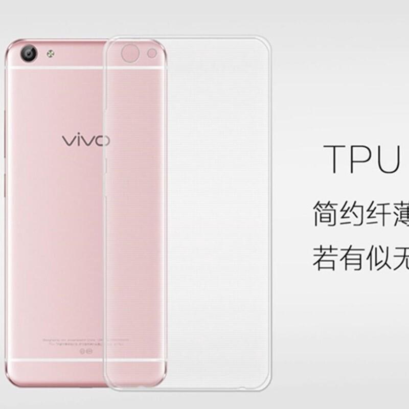 ULTRAl Slim Silicone Soft Clear TPU Back Case Cover For Vivo X7 X20 X23 Y66 NEX - FOR X7 / FOR X7 PLUS / FOR X9 / FOR Y55 / FOR X9 PLUS / FOR Y66 / FOR Y67 / FOR X9S / FOR X9S PLUS / FOR X20 / FOR X20 PLUS / FOR Y53 / FOR Y69 / FOR Y79 / FOR Y85 / FO