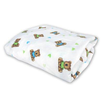 Bumble Bee: Fitted Crib Sheet (KNIT FABRIC) - LOVE