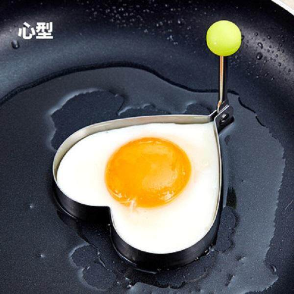 430 Stainless Steel Fried Egg Mould Baking Tool