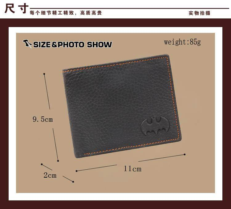 [M'sia Warehouse Direct] 100% Cowhide Leather Men's Fashion Wallet Bi-Fold Fengshui Wallet Europe Designer Perfect Gift (Come With Box) Clutch Card Coins Cash Slot With Zip Portable Hand Carry Bag Luxury Top Material Genuine Leather Halal Dompet Kulit