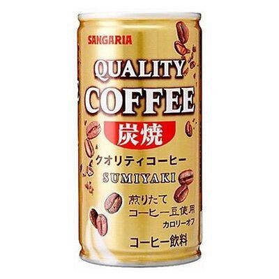 SANGARIA Quality Coffee Sumiyaki 185g (7079)