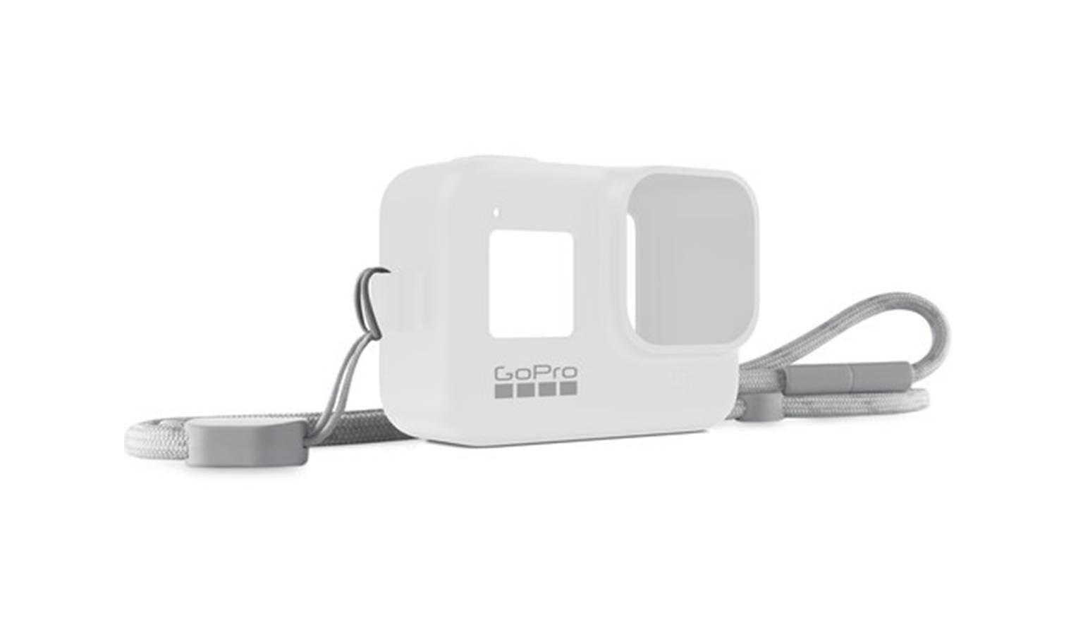 GoPro Silicone Sleeve and Adjustable Lanyard Kit for GoPro HERO8 BLACKOUT / WHITE HOT / BLUEBIRD / HYPER ORANGE / TURTLE GREEN