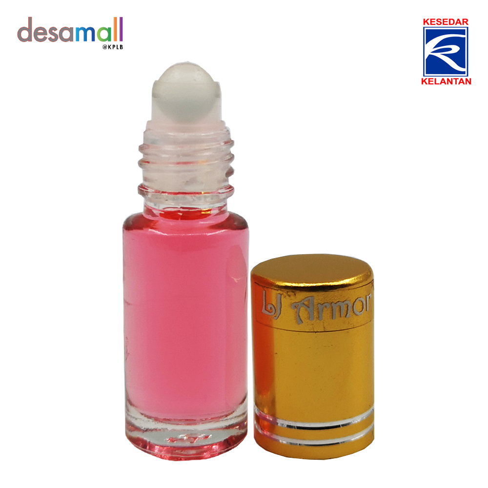 IBAUM LJ Body Perfume Roll On - Armor (3ml)