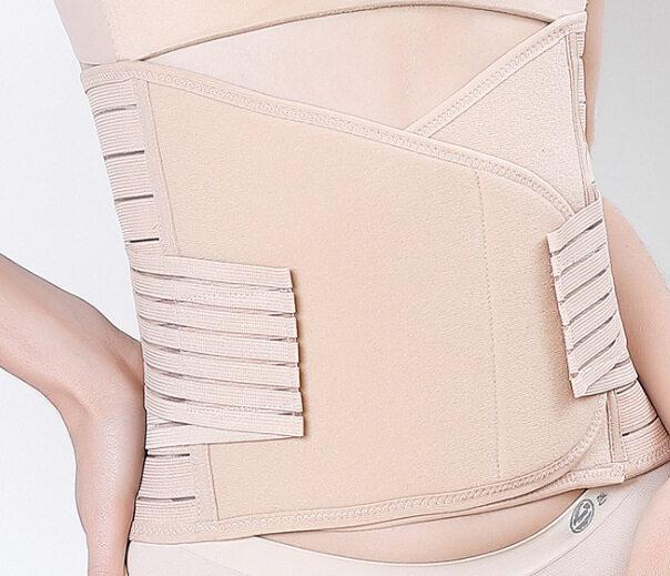 Abdomen Strap Belly Waist Trainer Corset Belly Bands Support Belts Abdomen Girdle For Pregnant Women Slimming Bandage