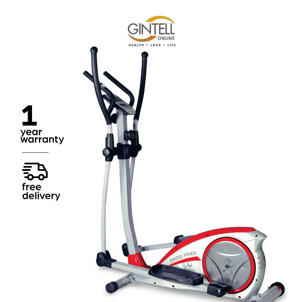 [Raya Sale] [FREE SHIPPING] GINTELL Elliptical Bike KLJ8601H