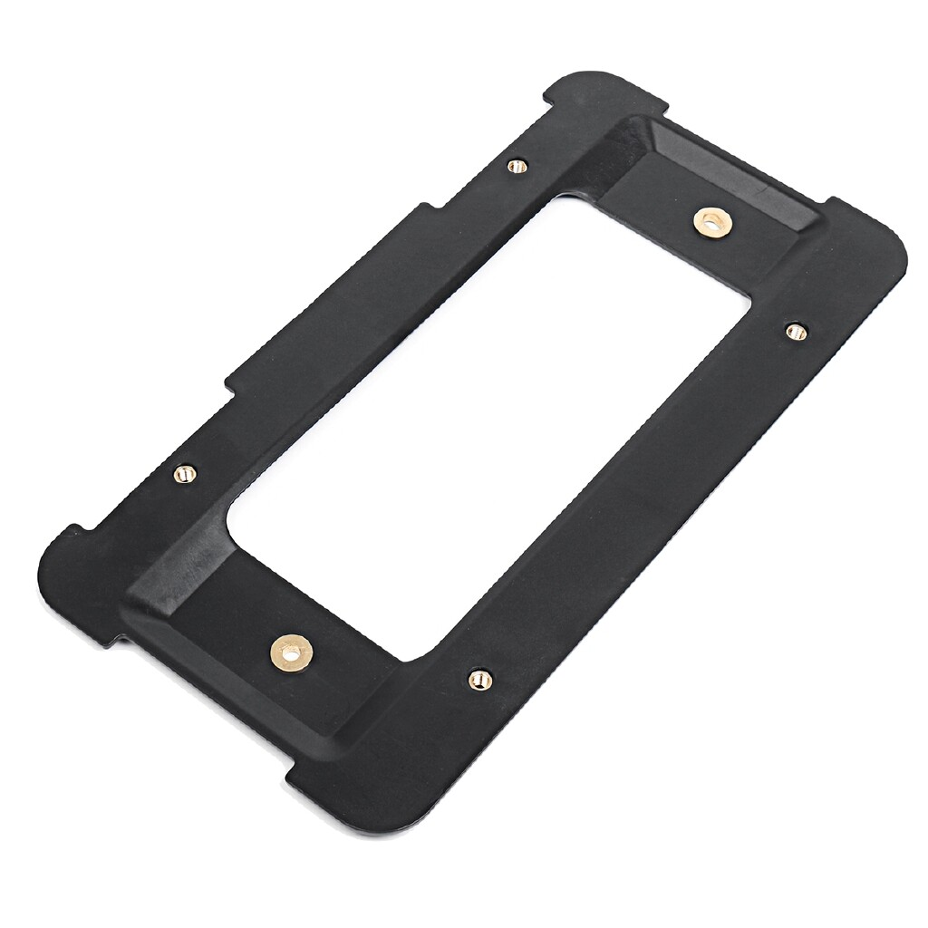 Automotive Tools & Equipment - License Plate Holder Bracket Mount Frame For BMW 330i 535i 120i 51187160607 zhibinoppa - Car Replacement Parts