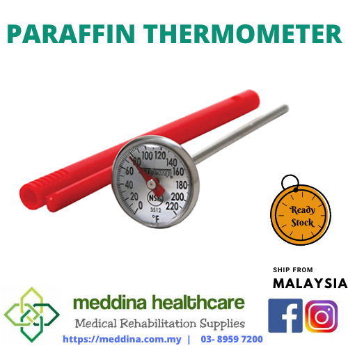 PARAFFIN THERMOMETER