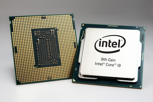Intel® Core™ i9-9900 Processor With Asus ROG STRIX B360-H GAMING Motherboard Combo Set