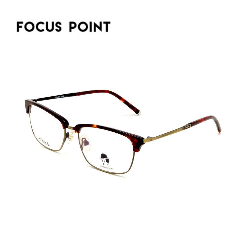 CHARLIE CHAPLIN Classic-Retro Eyeglasses ODL1014 C4