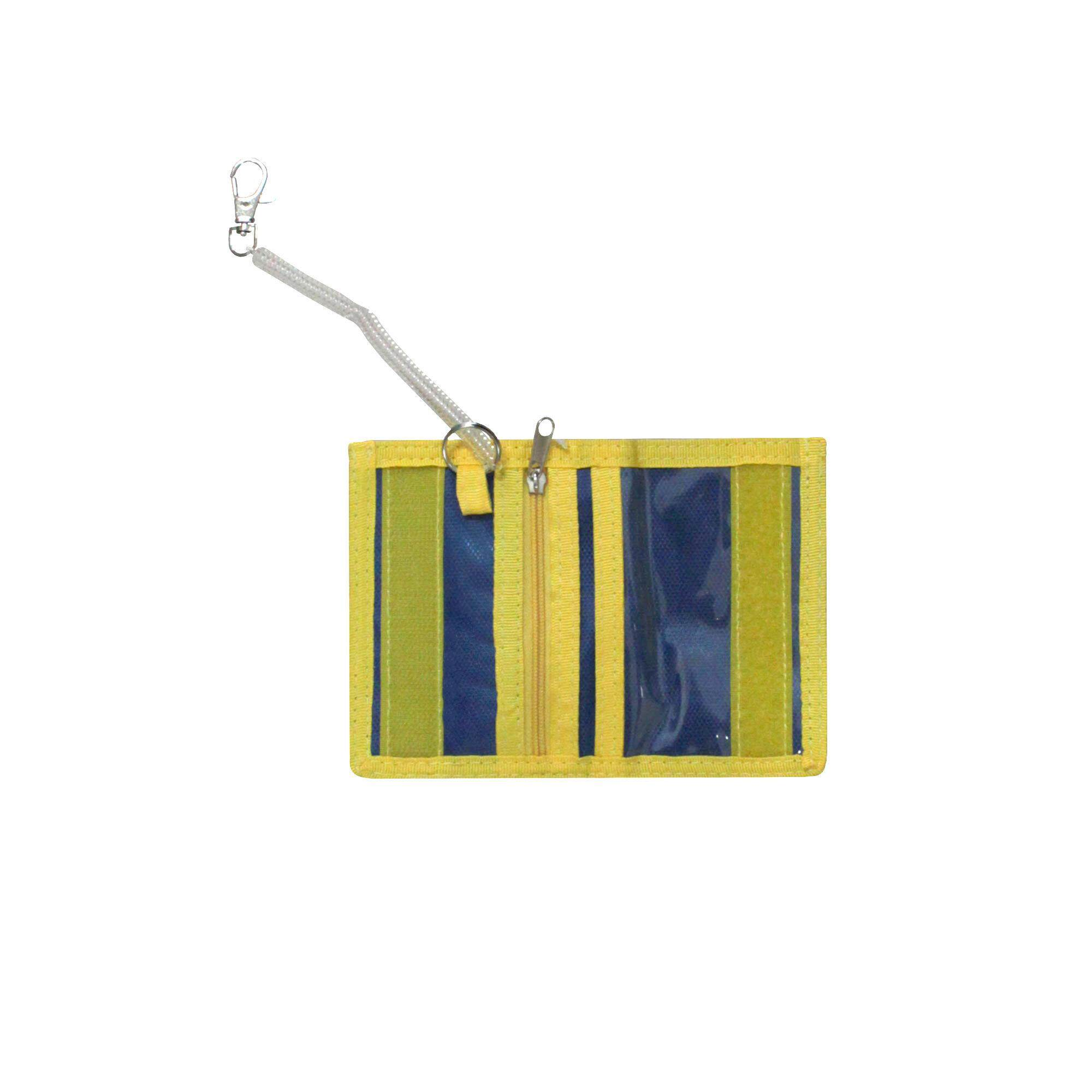 Despicable Me Minions Cartoon Character Children 2 Folded Wallet