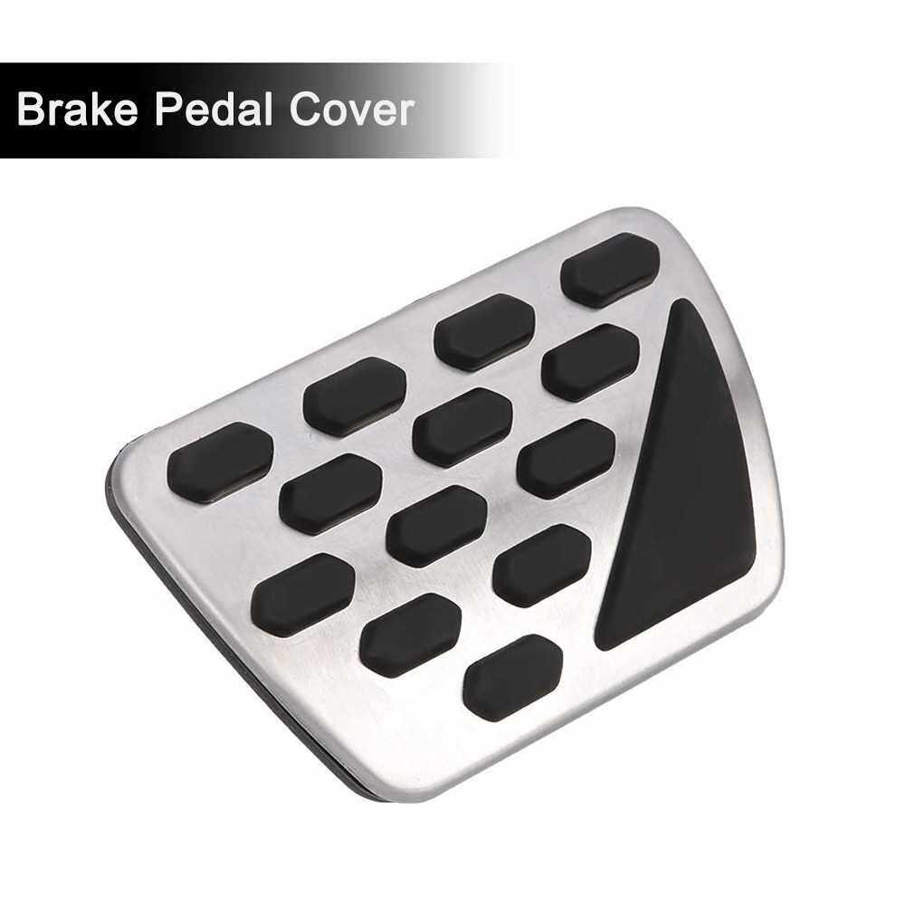 Best Selling Gas Brake Pedal Cover Fit for Jeep Wrangler JK JKU 2018 2019 (Standard)
