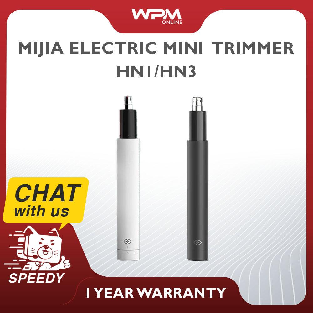 2021 Xiaomi Youpin Mini Electric Nose Hair Trimmer Ear Hair Shaver Clipper HN3 Sharp Blade Body Wash Portable Minimalist Waterproof