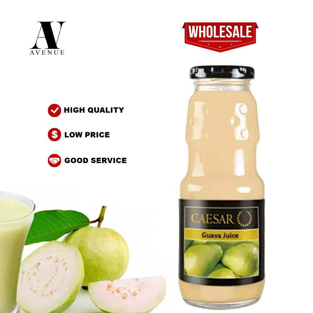 Caesar juice Guava 250 ml x 24
