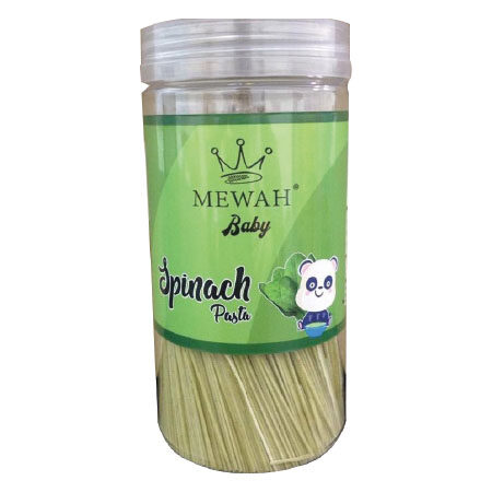Mewah Baby Spinach Pasta