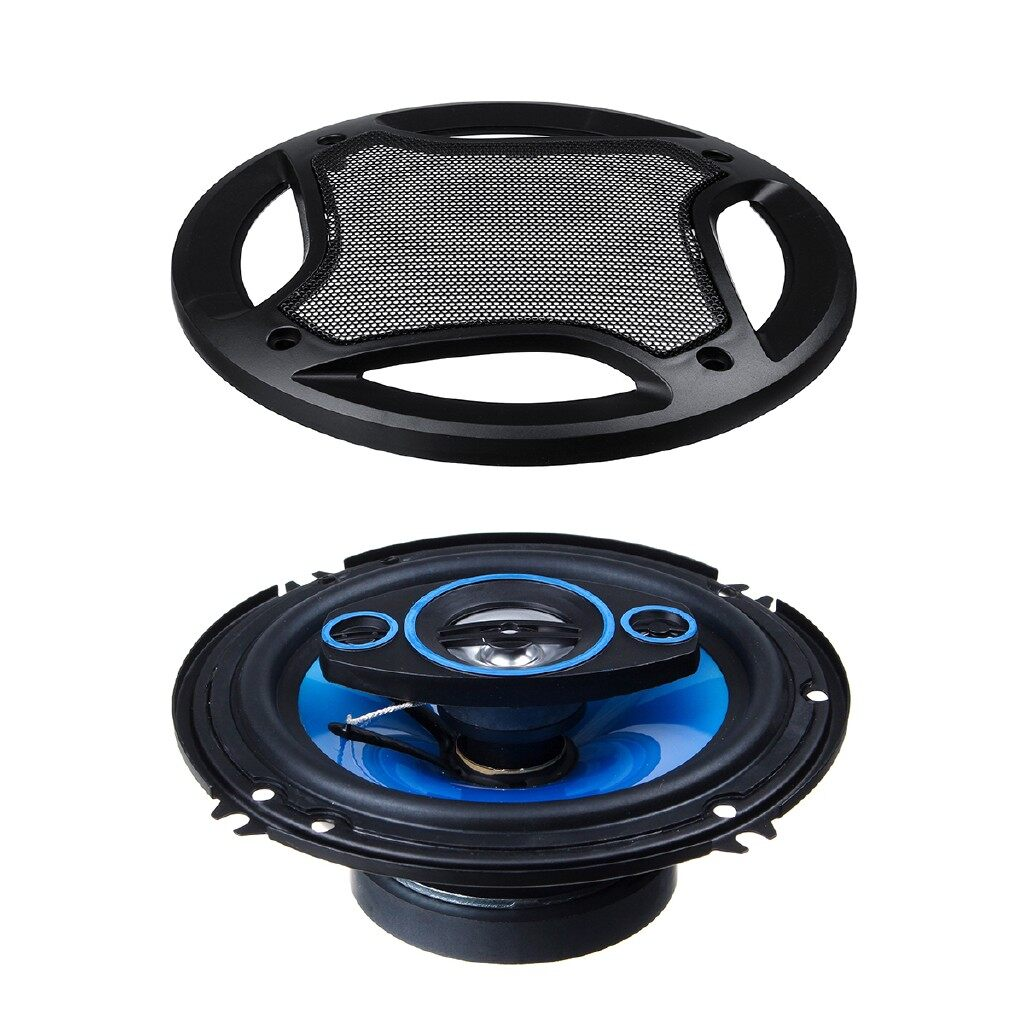 Car Radios - 2 PIECE(s) 6/6.5Inch Car Coaxial Auto Audio Music Stereo Full Range Frequency Hifi Speakers - Electronics