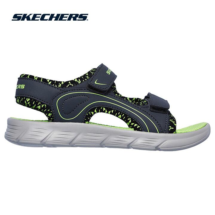 Skechers C-Flex Boys Lifestyle Shoe - 97815L-CCLM