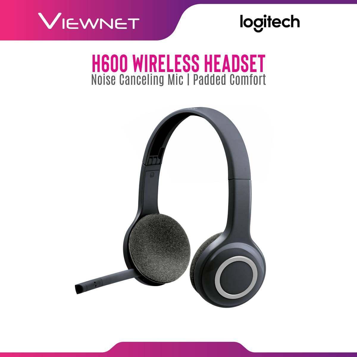 Logitech Wireless H600 Headset (981-000504)