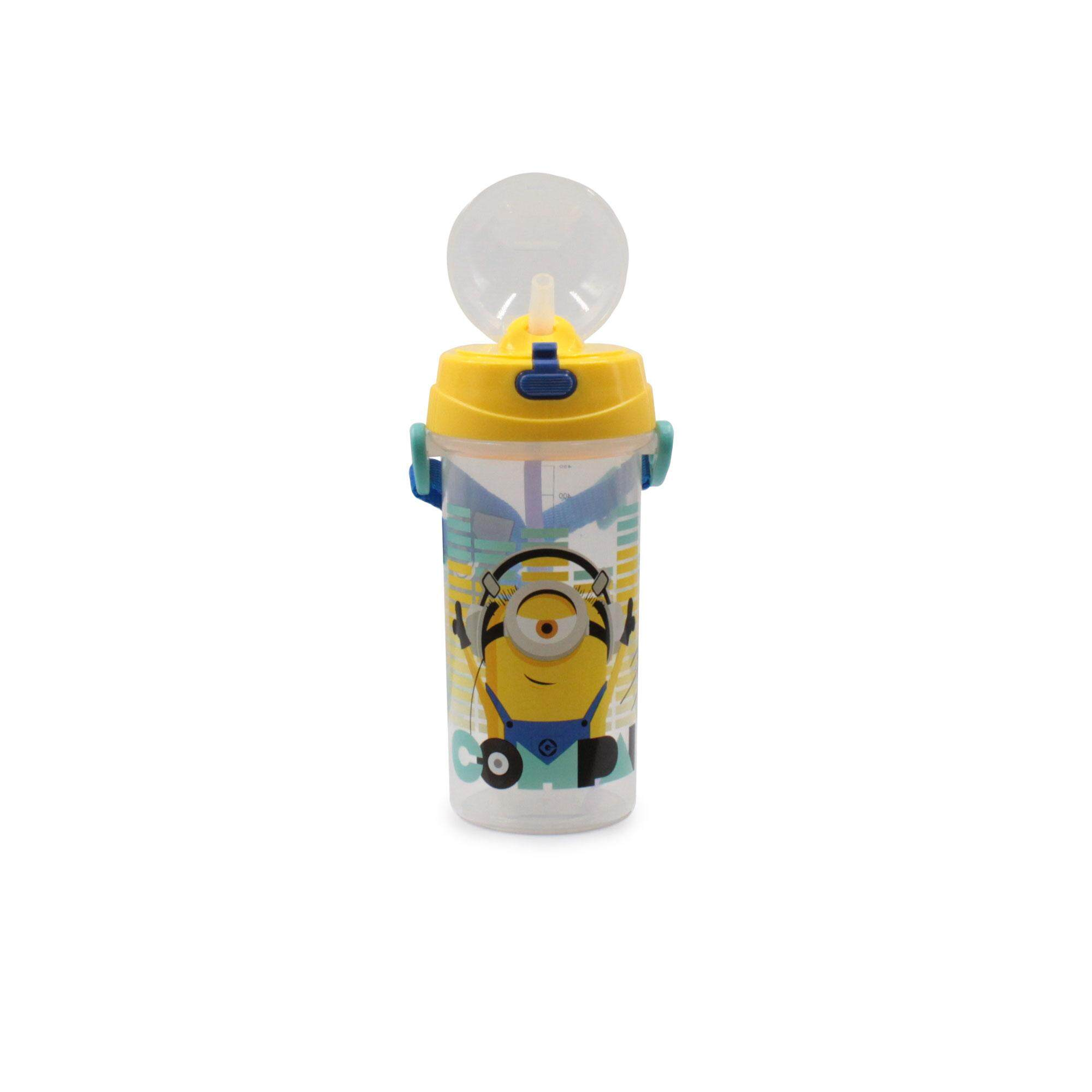 Despicable Me Minions 550ML Children BPA & Phathalate Free Water Bottle - Turquoise Colour