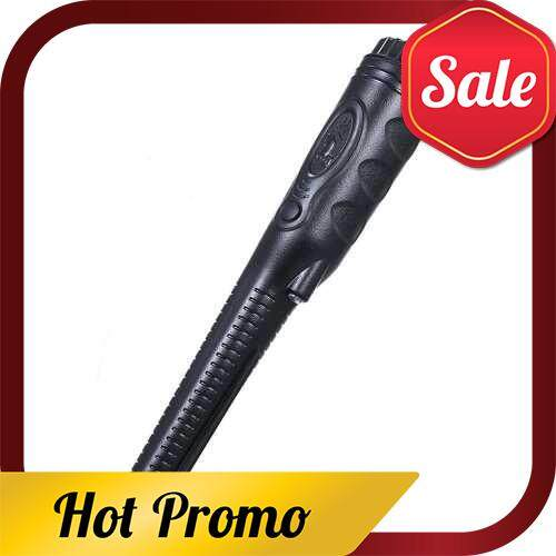 Underground Treasure Finding Tool Pinpointer Metal Detector Buzzer Vibrate Portable Pin Pointer with Belt Holster (Black)