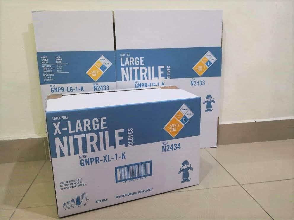 10pcs Printed Carton Boxes (L381 X W260 X H253mm)