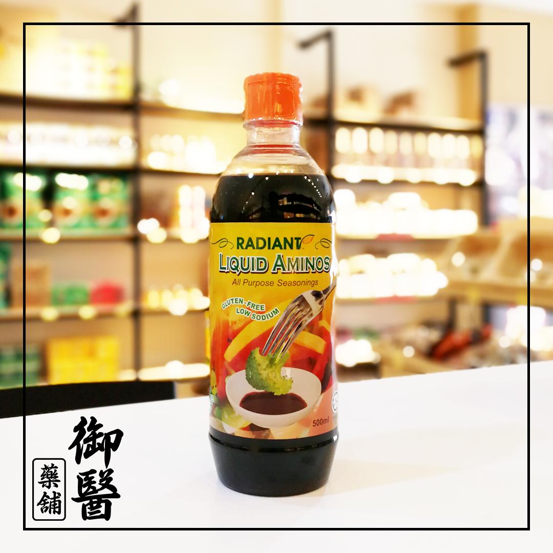 【Radiant】Liquid Aminos - 500ml