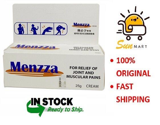 Menzza Cream (25g)