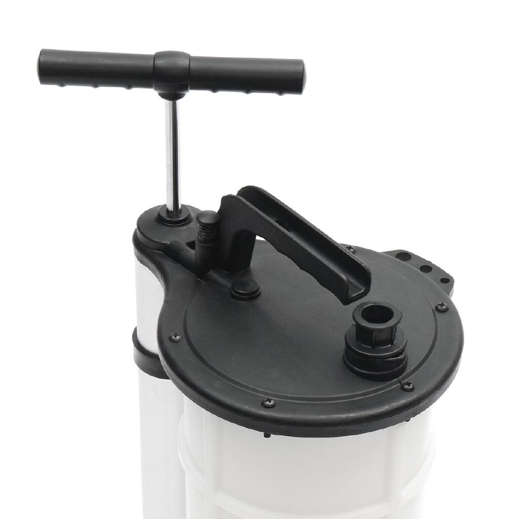 Engine Parts - 9L Vacuum Fluid Extractor Transfer Pump Car Petrol Coolant Manual - Car Replacement