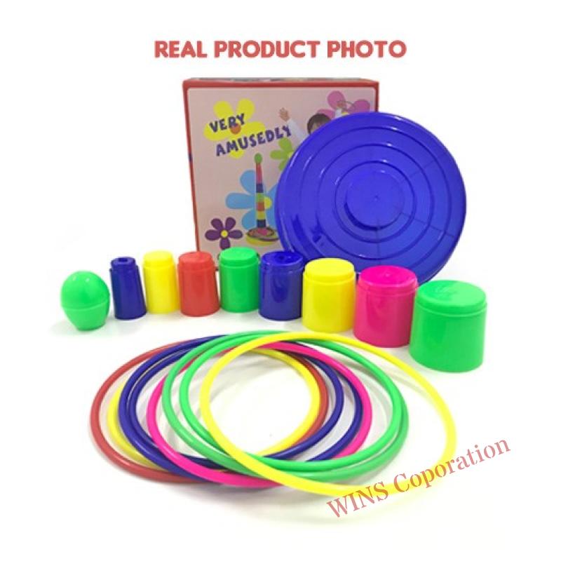 PLASTIC RING QUIOTS Kids