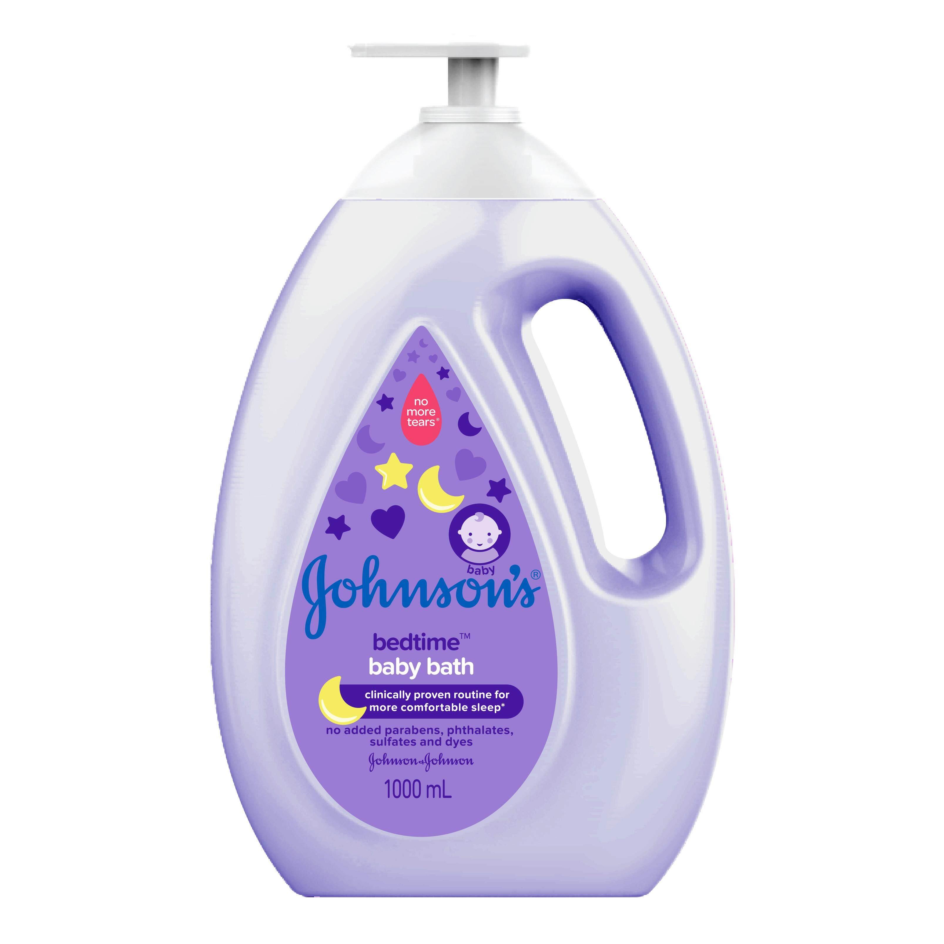 Johnson's Baby Bedtime Bath 1000ml