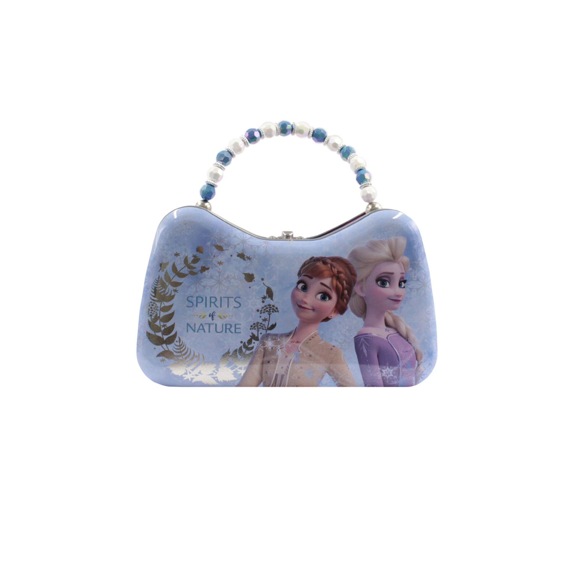 Disney Frozen 2 Princess Elsa & Anna Spirits of Nature Hard Case With Handle For Girls