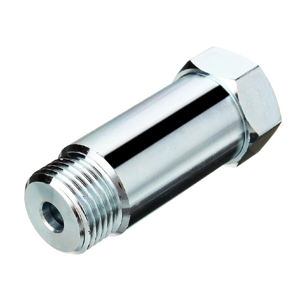 Car Electronics - 2 PIECE(s) M181.5 55mm O2 Oxygen Sensor Extension Extender Spacer Bung Adapter - Automotive
