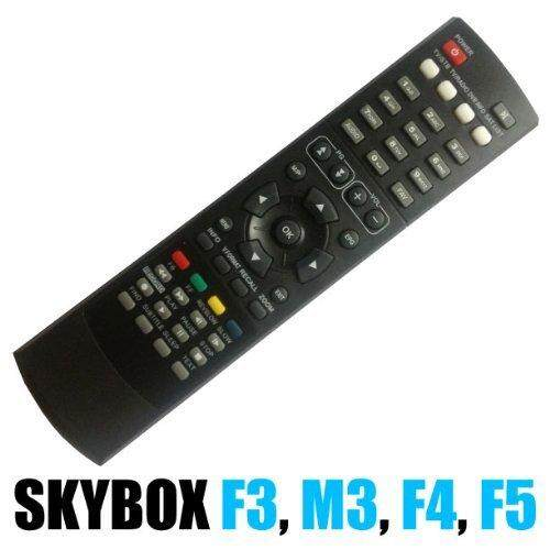 Remote Control for receiver Skybox Model F3