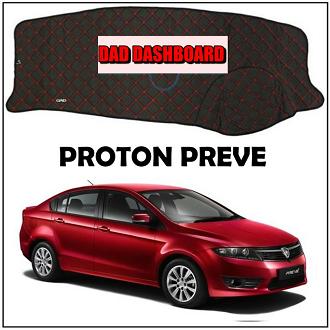 Car Dashboard Cover Dash Mat for Proton Preve