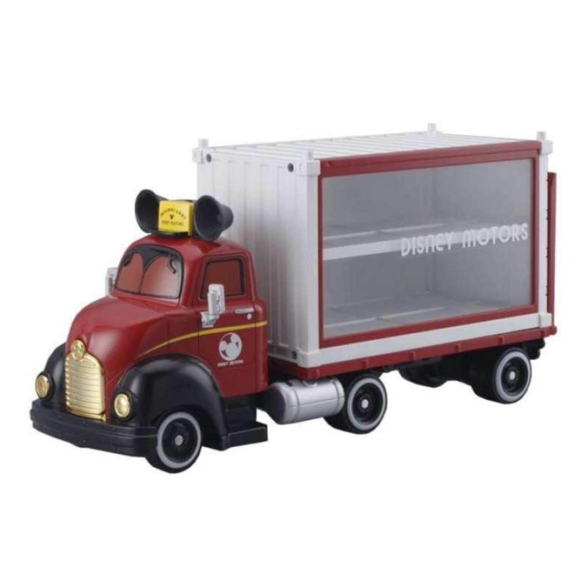 Takara Tomy Disney Motors Dream Carry Mickey Tomica Truck - Multicolour Toys for boys