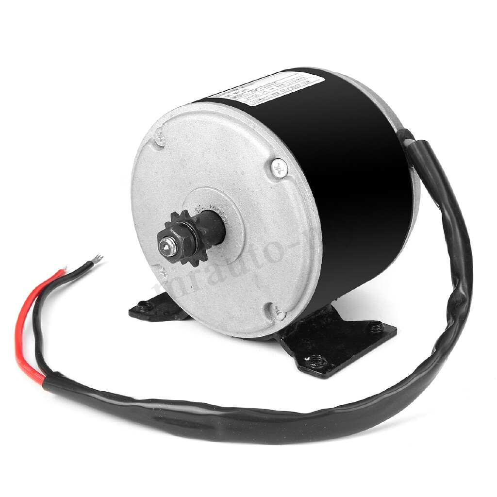Engine Parts - DC24V Permanent Magnet Electric Motor Generator For Wind Turbine P350 Watts - Car Replacement