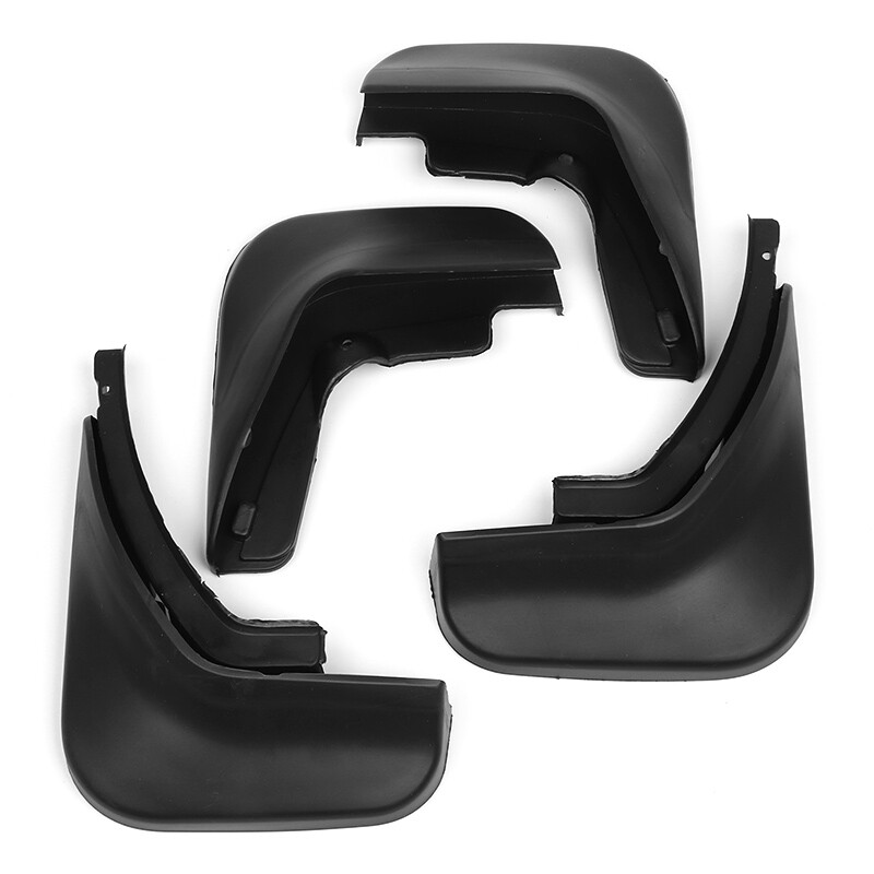 Automotive Tools & Equipment - Car front and rear Mudguard -fender Splash Flaps Mud Flaps For AUDI A6 C6 06-10 - Car Replacement Parts