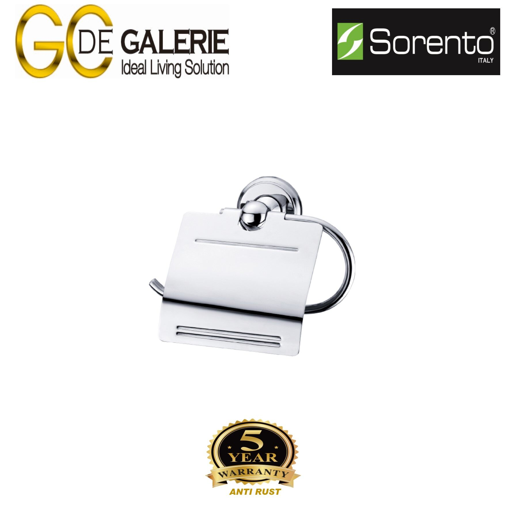 Sorento SRT7903 Bathroom/ Toilet Stainless Steel 304 Paper Holder