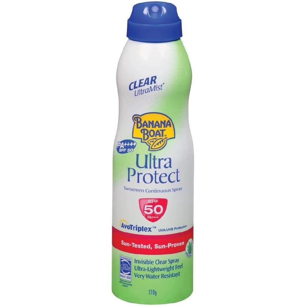 Banana Boat Ultra Protect Sunscreen Continuous Spray 170g