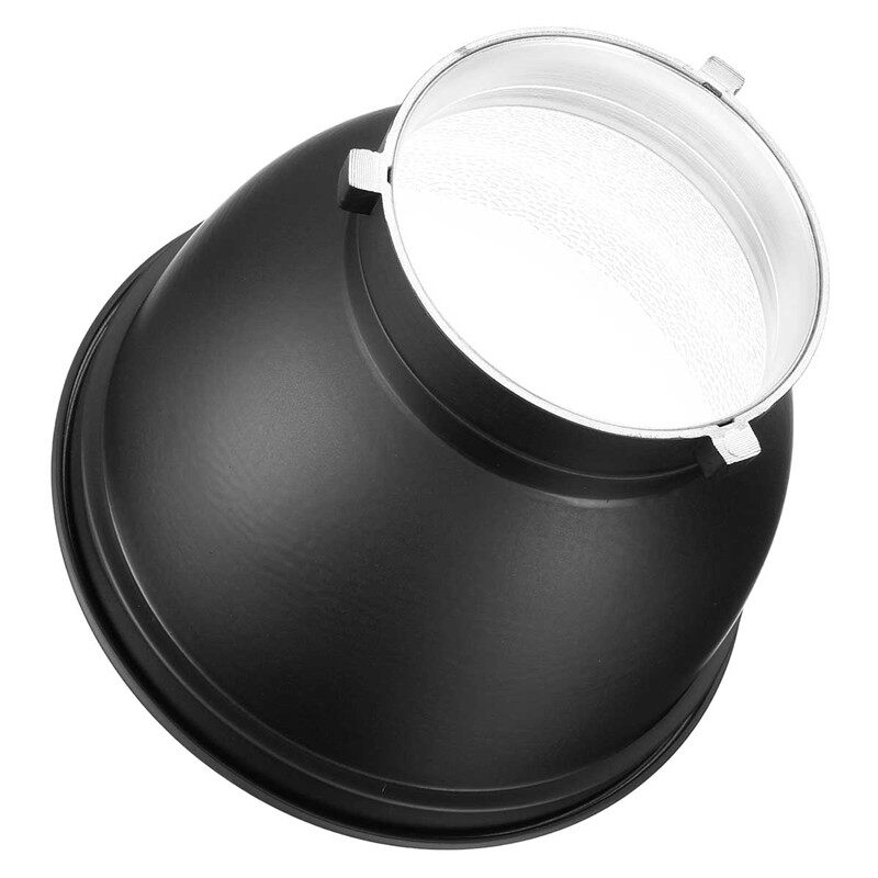 Lighting and Studio Equipment - Standard Reflector Dish 170x128mm Bowens Mount Type - Camera Accessories