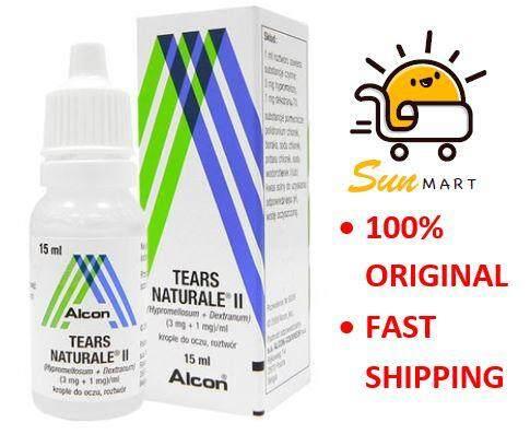 Alcon Tears Naturale II Artificial Tears 15ml