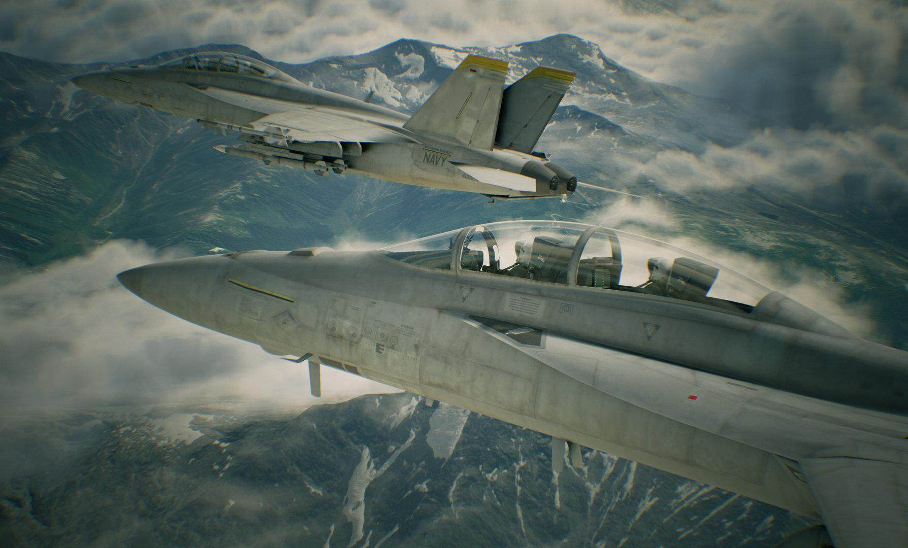 (PS4) Ace Combat 7: Skies Unknown (R3/ENG)