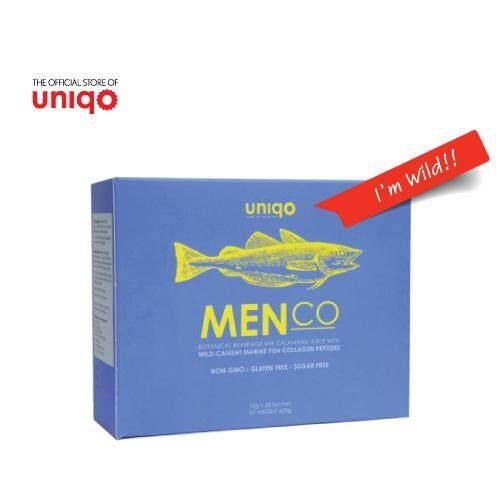 Uniqo MENCo Wild-Caught Marine Fish Collagen Peptides 15gX28's