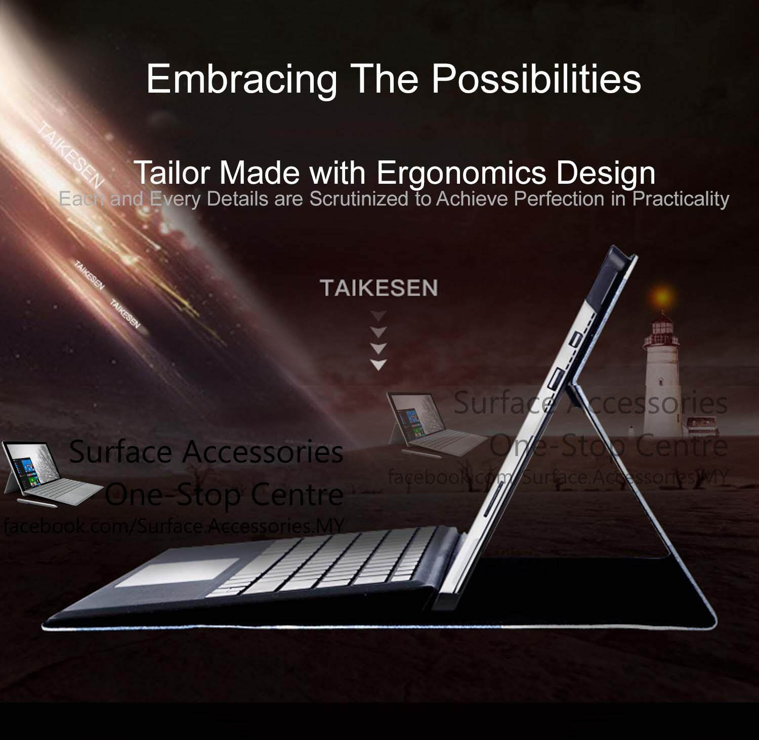 [MALAYSIA]Microsoft Surface Pro 6 Casing Surface Pro 6 Cover Ultimate Case Stand Flip Case