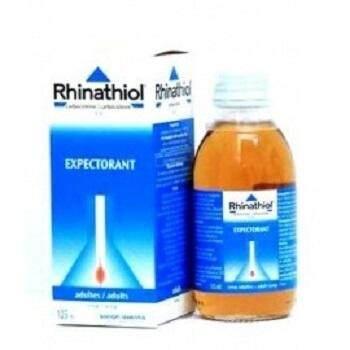 RHINATHIOL EXPECTORANT 5% [ADULT] 125ML